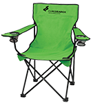 CureSearch Superheroes Unite! Foldable Travel Chair