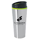 CureSearch Superheroes Unite! Stainless Steel Tumbler